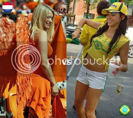 Netherlands beat Brazil 2-1