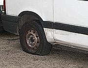 La ruota bucata