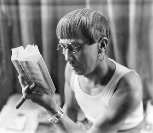 藤田嗣治 1928年頃 撮影:アンドレ・ケルテス ullstein bild / Uniphoto Press