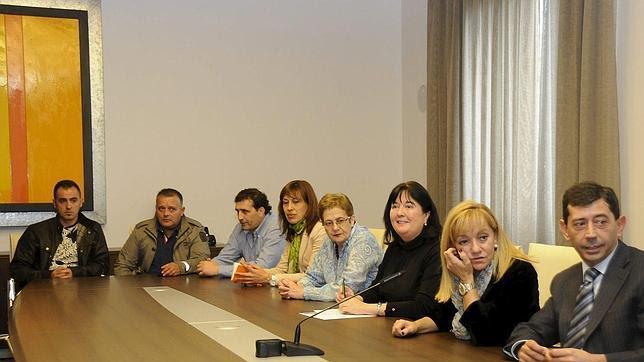 La Diputación de León apoyará la actividad de Fonfría ante la UE