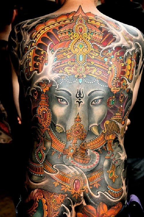 Hinduismworld Tattoos Of Hindu Gods