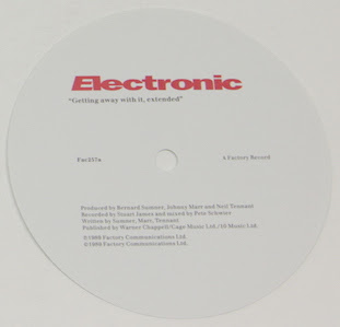 FAC 257 Getting Away With It label