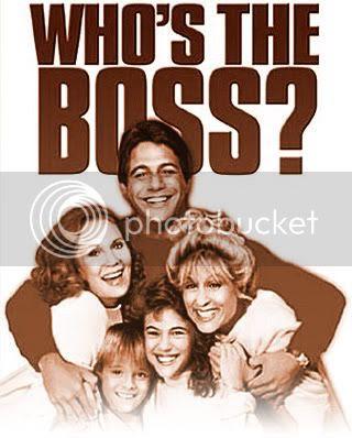 Alyssa Milano - who's the boss
