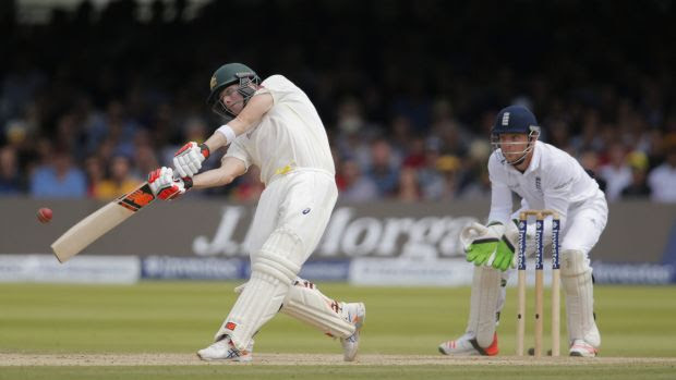 Cricket - England v Australia - Investec Ashes Test Series Second Test - Lord?s - 19/7/15 Australia's Steve Smith in action Action Images via Reuters / Andrew Couldridge Livepic