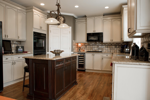 Creative Cabinets and Faux Finishes, LLC - Traditional ...
