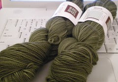 Shibui Sock yarn (7498)