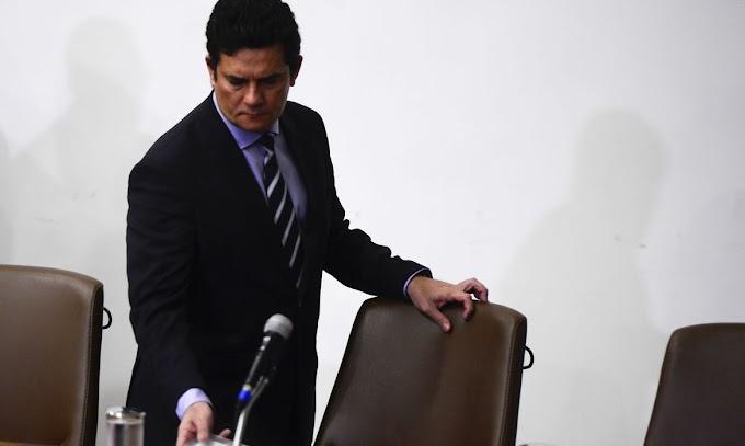 PGR pede abertura de inquérito no STF para apurar declarações de Moro
