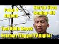 Frekuensi TV Digital Terestrial2 JABODETABEK September 2020