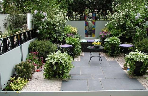 Backyard Landscape Privacy Ideas
