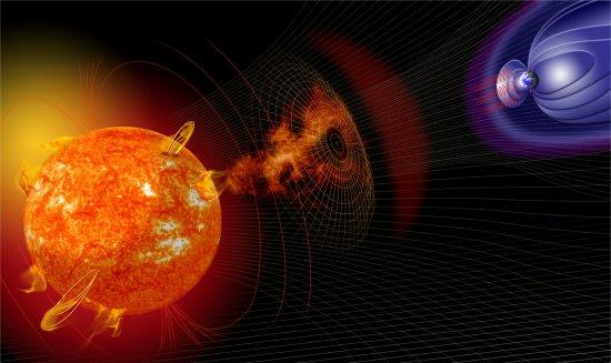 EUA querem plano de ação contra evento climático espacial