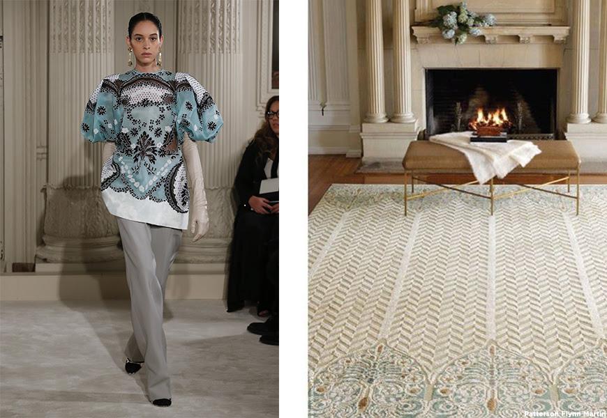 Get The Look Fashion Meets Interiors Go Design Go
