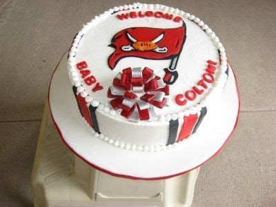 17 Best images about Tampa Bay Buccaneers Cakes on