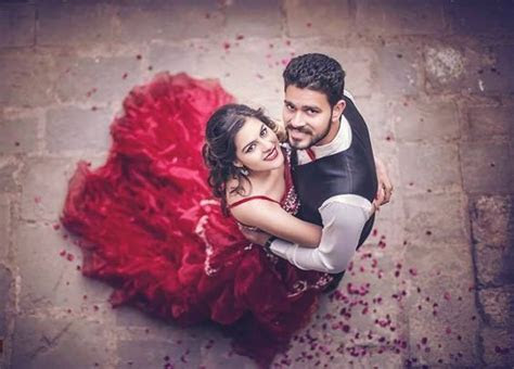 New Pre Wedding Shoot Ideas for Indian Weddings   Couple