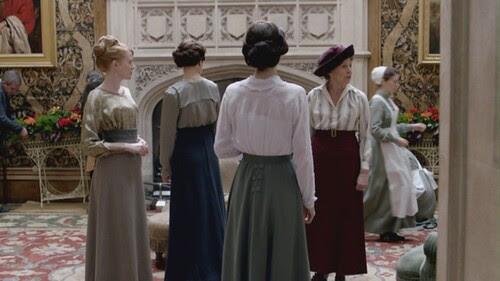 Downton Skirts