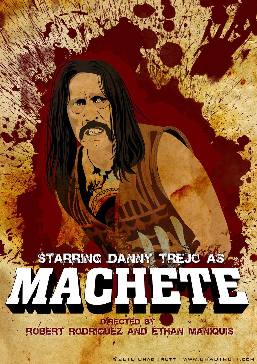 Risultati immagini per machete movie poster