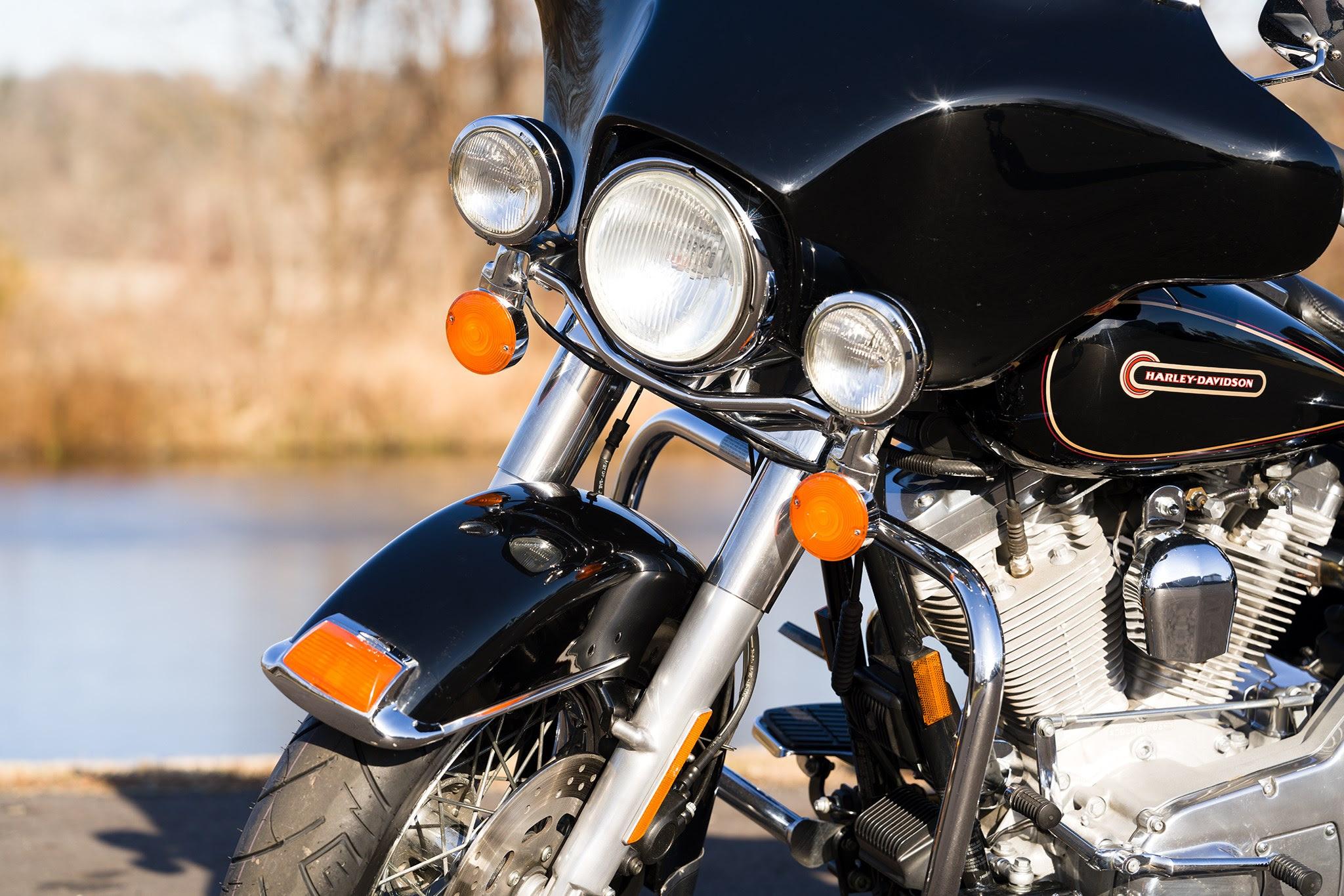 1998 Harley-Davidson® FLHT Electra Glide® Standard (Vivid ...