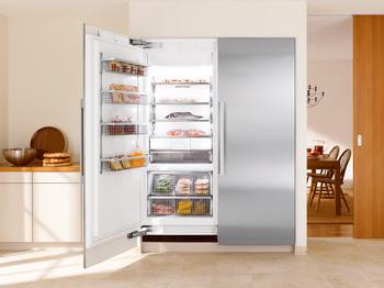 Amerikanischer Kühlschrank Groß : By side kühlschrank miele side duke brenda