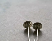 Sterling Silver Pod Dangle Earrings - kathiroussel