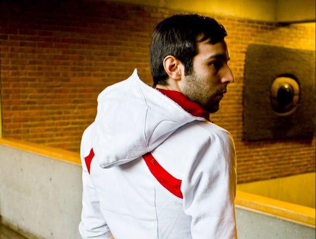 He Made That Sweet Assassin's Creed III Hoodie, And This Is His Story