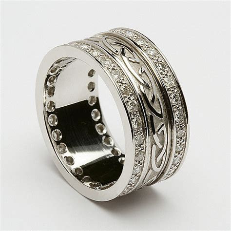 Celtic Wedding Rings, A Traditional Symbol of Love   Polka