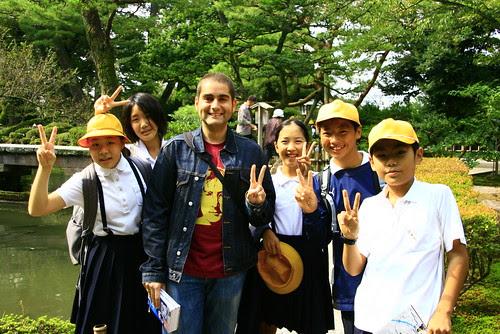 Kanazawa -  Jardines de Kenruoken
