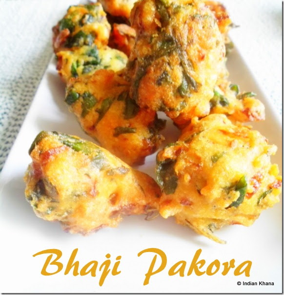 Bhaaji Vada/Bada