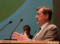 Larry Miller, general secretary of the Mennonite World Conference
