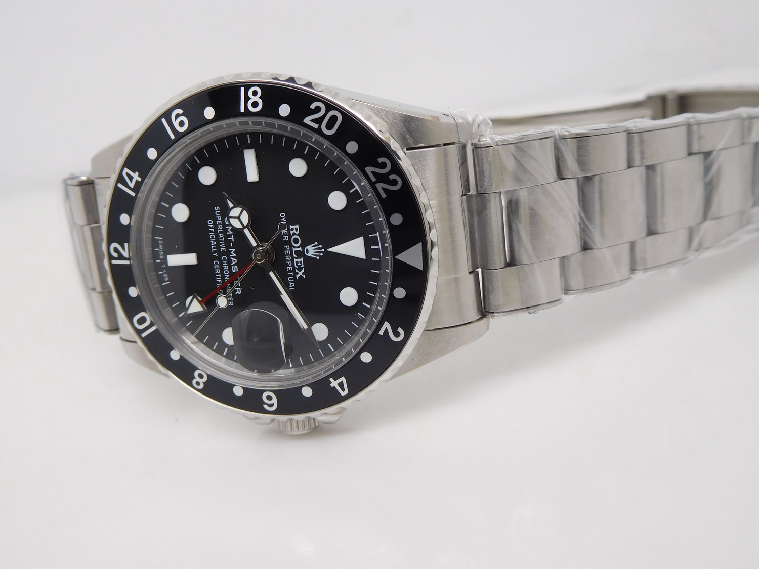 Replica Rolex GMT Master Red GMT Hand