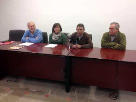 PRESENTACION DE LAS CUENTAS DE LA 2ª CENA SOLIDARIA PADUL 2013