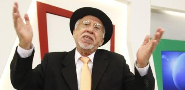 O humorista Marcos Plonka, morto na noite de 8/9/11