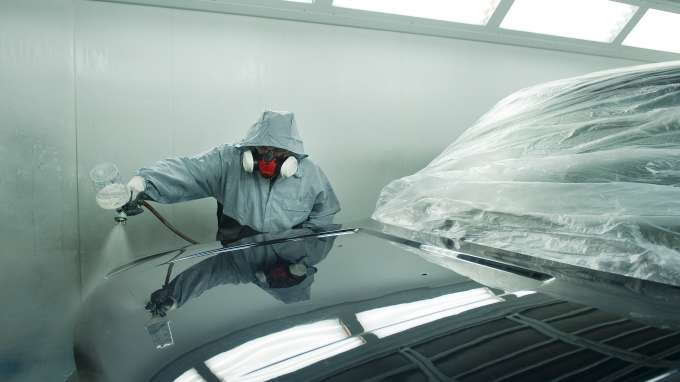 Professional Car Paint: Which Type of Paint Do the Pros ...