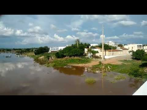 Vídeo: Rio Piranhas de barreira a barreira