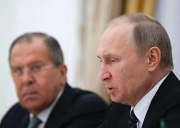 Quién es quién en la trama rusa