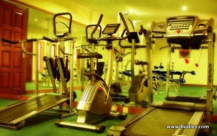 Fitness Centre - Hotel Facility