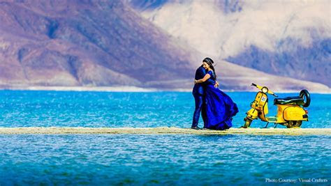 16 Best Locations in India For Pre Wedding Photoshoot