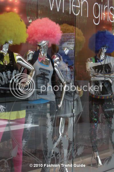 Love Culture store window
