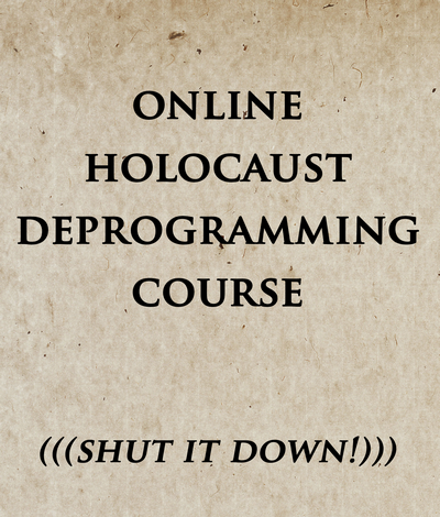 Holocaust Deprogramming