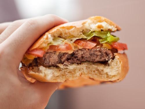 G-burger innards