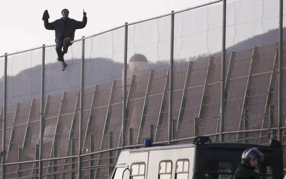 Nuevo intento de entrada en Melilla