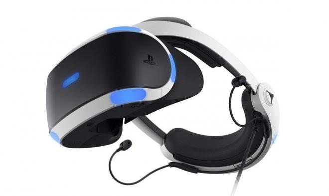 Sony готовит новую гарнитуру виртуальной реальности для PlayStation 5