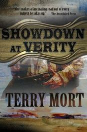 Showdown at Verity by Terry Mort
