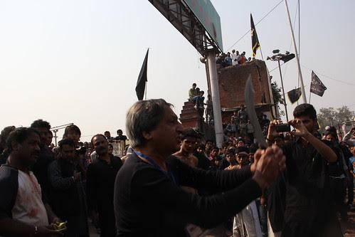 My Kama Matam Ashura Delhi 2013. by firoze shakir photographerno1