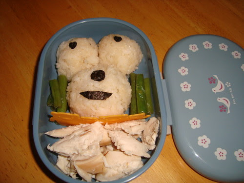 Chicken rice 10-5-2010 by Rina Ameriasianbento