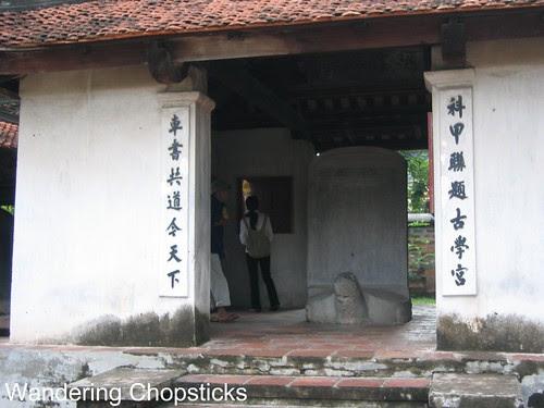 Van Mieu (Temple of Literature) - Hanoi - Vietnam 9