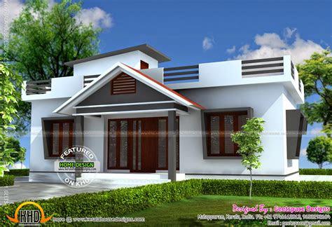 small house   square feet kerala home design