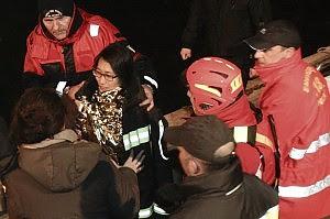 Naufragio Costa, recuperati altri due corpi Salvi commissario di bordo e coppia coreana