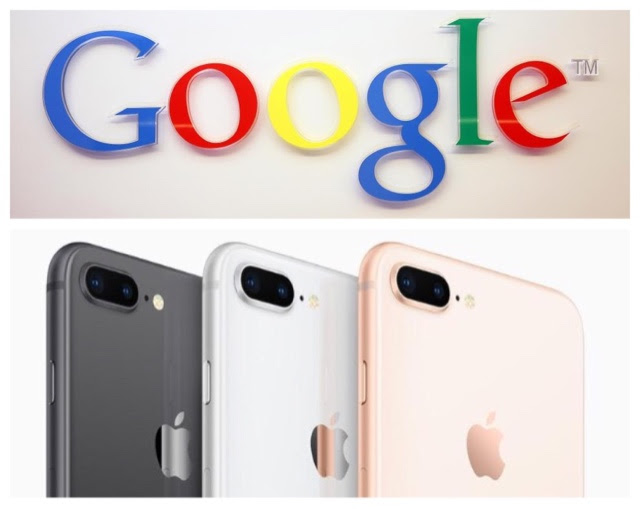 Google Sued a For Illegal Data Breach : UK iPhone Users Could Get £300 In Compensation