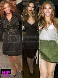 Beyonce & Her Tan Pantyhose Need To Be Stopped.
