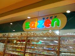 Saizen at Robinson's Galleria