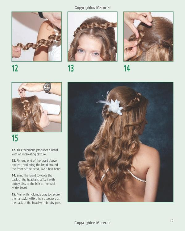 Wedding Hairstyles Step By Step Instructions Best Wedding Hairs